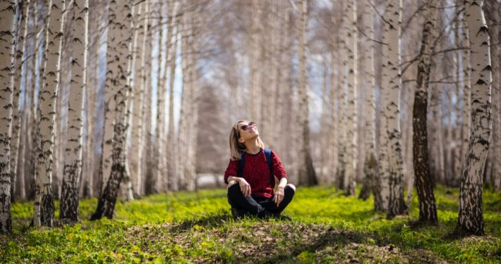 """La vita segreta degli alberi"" di Peter Wohlleben"