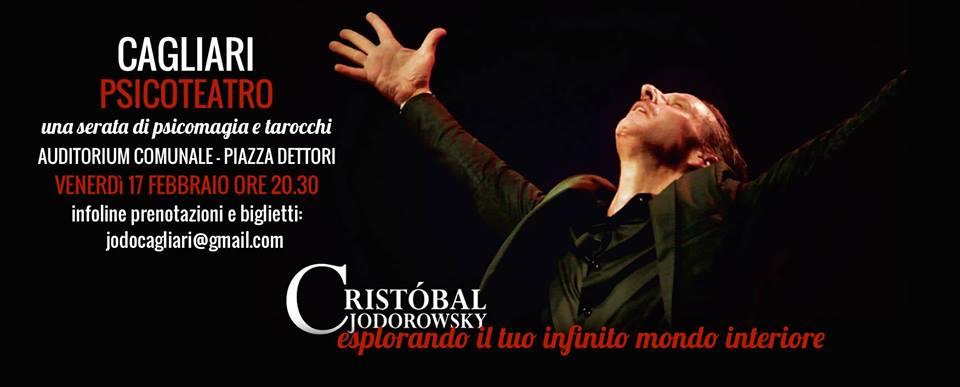 Cristobal Jodorowsky 17-2-17
