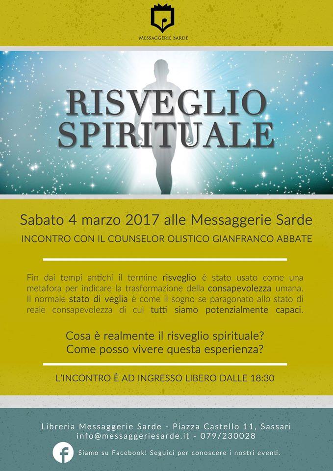 Risveglio Spirituale locandina