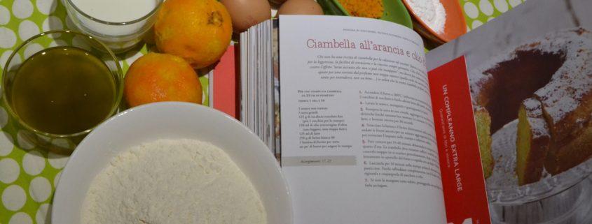 Ciambella all'arancia e all'olio d'oliva