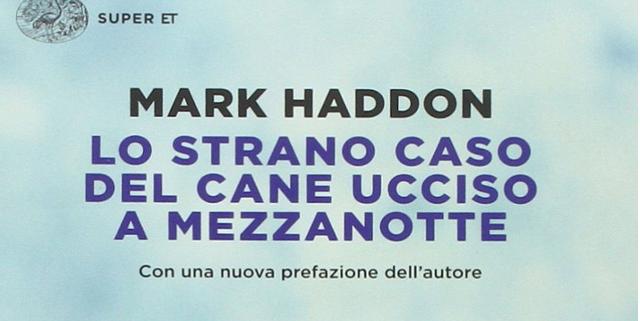 Lo strano caso del cane ucciso a mezzanotte di Mark Haddon