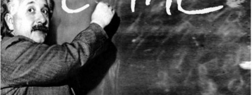 Albert Einstein - Il costruttore di universi di Vincenzo Barone evidenza