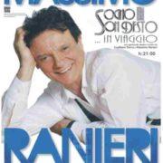 Massimo Ranieri a Sassari - Sogno o son Desto locandina