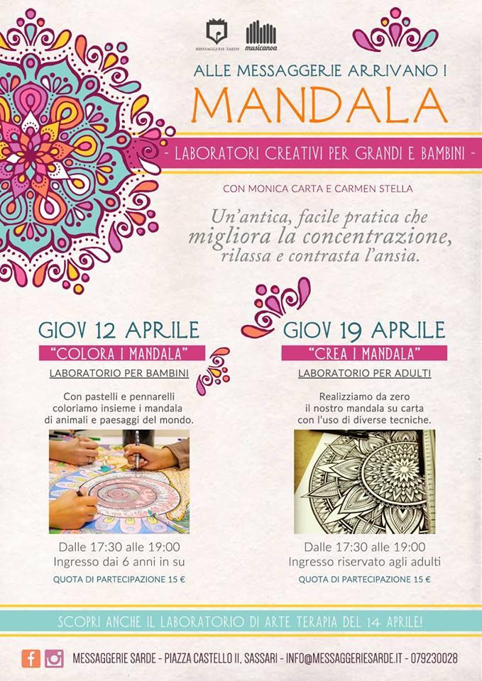 Mandala locandina