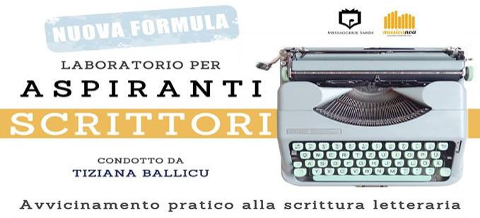 Laboratorio aspiranti scrittori seconda edizione evidenza