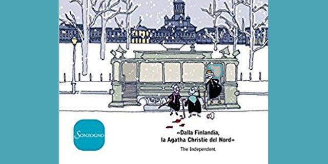 Minna Lindgren, Mistero a Villa del Lieto Tramonto evidenza