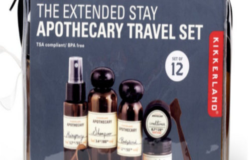 Kikkerlan travel set 1