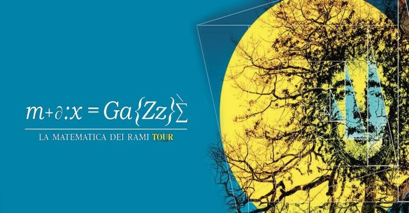 MESSAGGERIE SARDE SASSARI - LA MATEMATICA DEI RAMI TOUR - MAZ GAZZE'