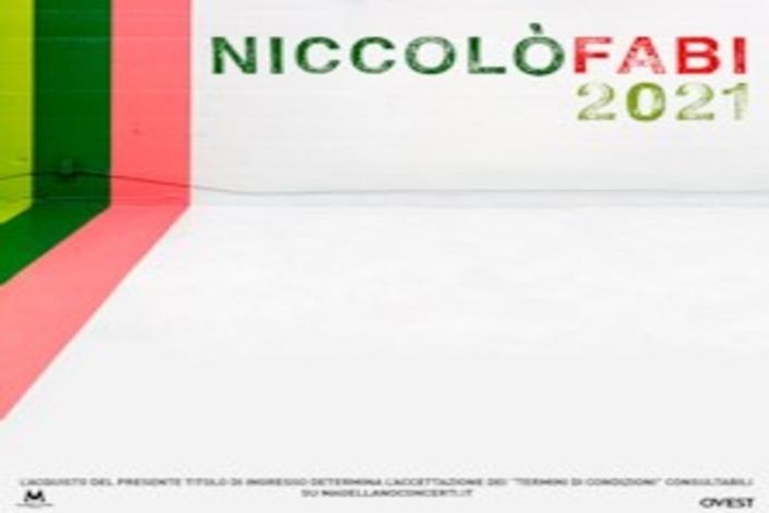 MESSAGGERIE SARDE SASSARI - NICCOLO' FABI 2021 - CONCERTO