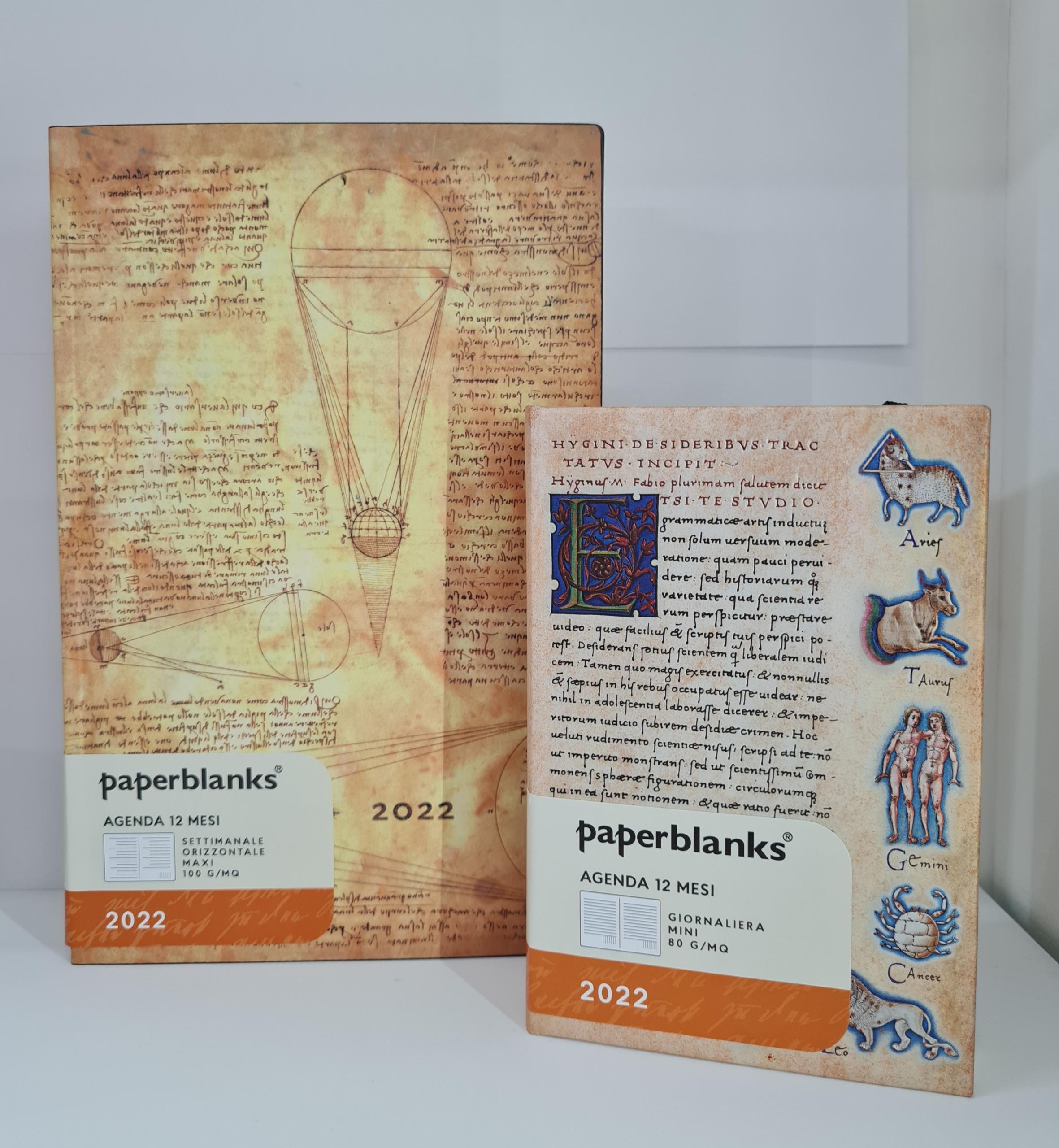 MESSAGGERIE SARDE SASSARI - PAPERBLANCKS -AGENDE TACCUINI NOTEBOOK