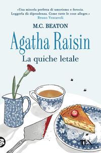 MESSAGGERIE SARDE SASSARI - AGATHA RAISIN E LA QUICHE LETALE